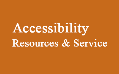Accessibility Resources and Services